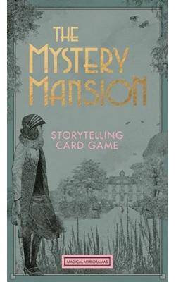 Storytelling Card Game: The Mystery Mansion