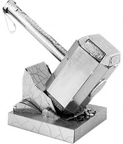 MetalEarth Thor's Hammer 3D Metal Model Kit