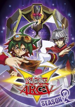 Yu-Gi-Oh Arc V Season 2