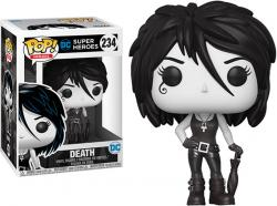 Sandman Death Black and White Pop! Vinyl Figure