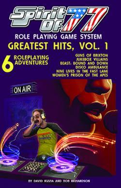 Spirit of 77 RPG - Greatest Hits - Volume 1