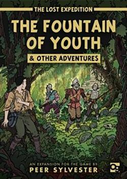 The Lost Expedition: The Fountain of Youth