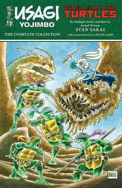 Usagi Yojimbo/Teenage Mutant Ninja Turtles Complete Collection