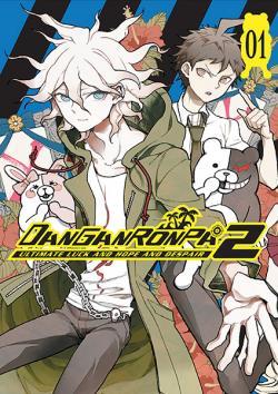 Danganronpa the Animation 2 Vol 1