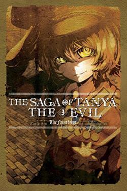 Saga of Tanya Evil Light Novel Vol 3