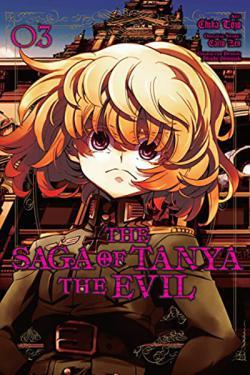 Saga of Tanya Evil Vol 3