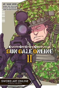 Sword Art Online Alternative Gun Gale Vol 2