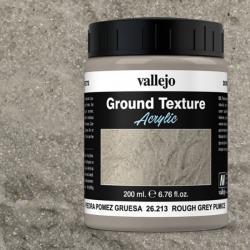 Ground Textures: Rough Grey Pumice