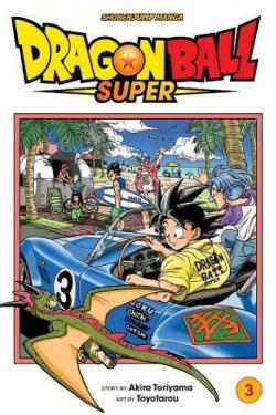 Dragonball Super Vol 3