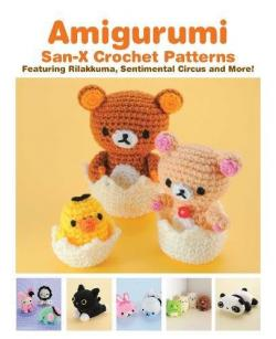 Amigurumi San-X Crochet Patterns