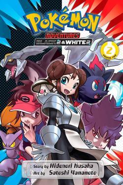 Pokemon Adventures Black 2 & White 2 Vol 2