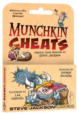 Munchkin: Cheats