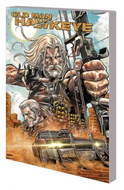Old Man Hawkeye Vol 1: An Eye for an Eye