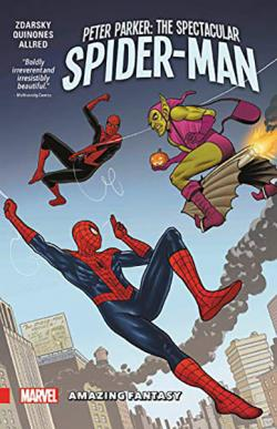 Peter Parker The Spectacular Spider-Man Vol 3: Amazing Fantasy