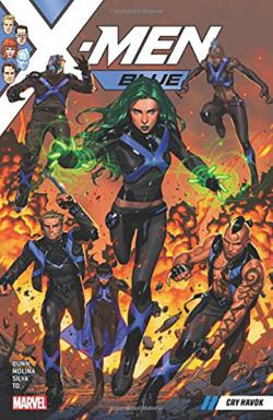 X-Men Blue Vol 4: Cry Havok