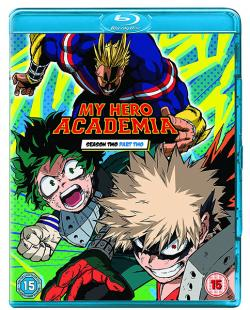 My Hero Academia, Season 2, Part 2