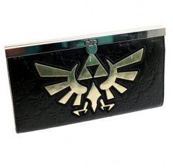 Clutch Wallet Zelda Golden Logo