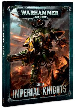 Codex: Imperial Knights (2018)