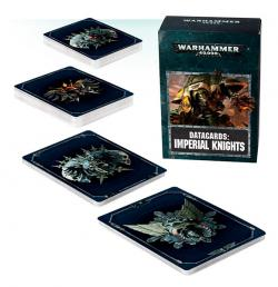Imperial Knights Datacards (2018)