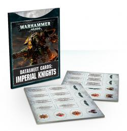 Imperial Knights Datasheetcards (2018)