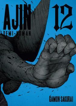 Ajin: Demi Human volume 12