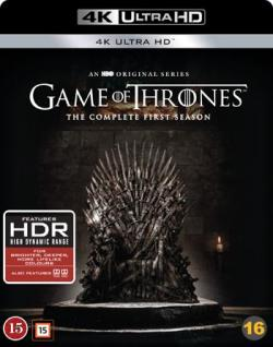 Game of Thrones, Season 1 (4K Ultra HD Blu-ray)
