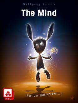 The Mind - Card Game (Skandinavisk utgåva)