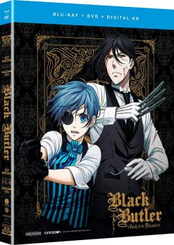 Black Butler: Book of the Atlantic Feature Film