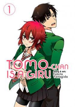 Tomo-chan is a Girl! Vol 1