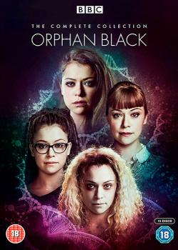 Orphan Black, The Complete Collection