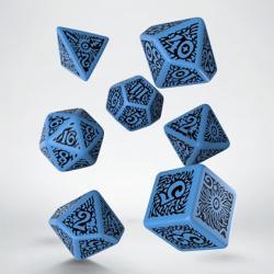 Call of Cthulhu - Azathoth Blue Dice Set