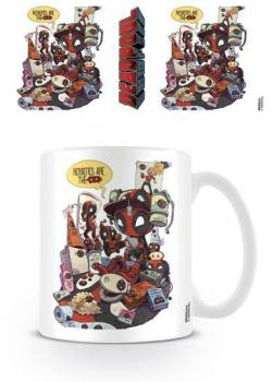 Deadpool Royalties Mug