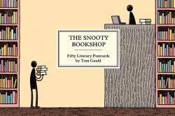 The Snooty Bookshop - 30 Literary Postcards