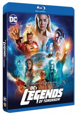DC's Legends of Tomorrow, säsong 3