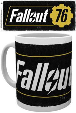 Fallout 76 Mug Logo