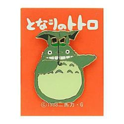 My Neighbor Totoro Pin Badge Big Totoro Umbrella