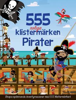 555 roliga klistermärken - Pirater