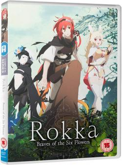 Rokka: Braves of the Six Flowers
