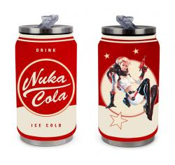 Metal Can Nuka Cola