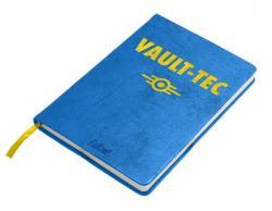 Notebook A5 Vault-Tec Blue
