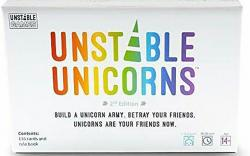 Unstable Unicorns 2nd Edition