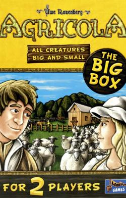 All Creatures Big and Small Big Box