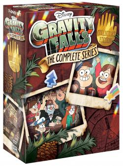 Gravity Falls Complete Series (Collector's Edition)