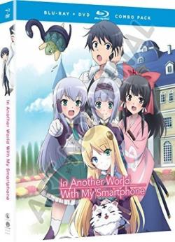 In Another World With My Smartphone Complete Series