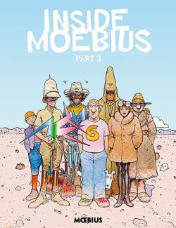 Moebius Library: Inside Moebius Vol 3