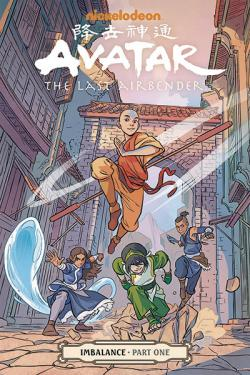 Avatar: The Last Airbender: Imbalance Part 1