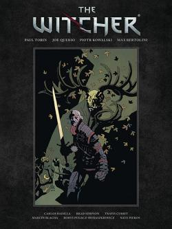 The Witcher Library Edition