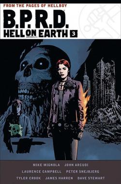 BPRD: Hell on Earth Vol 3