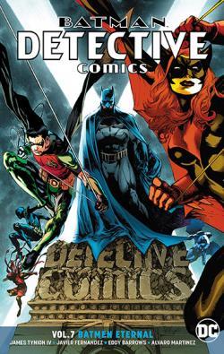 Batman Detective Comics Vol 7: Batmen Eternal