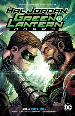 Hal Jordan and the Green Lantern Corps Vol 6